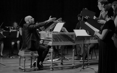 Jueves 22 de Febrero – 20:00h Galimatías Baroque Ensemble (Suiza / España) – Divino Contraste