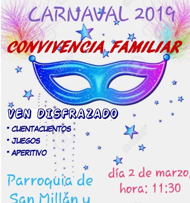 FIESTA DE CARNAVAL 2019