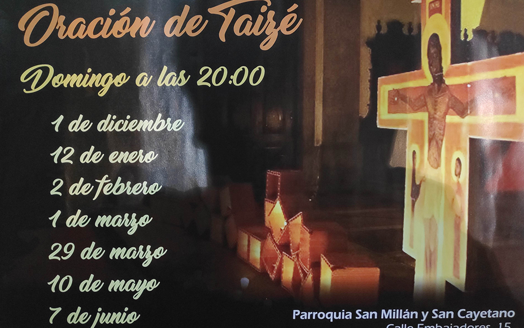 Oración Taizé