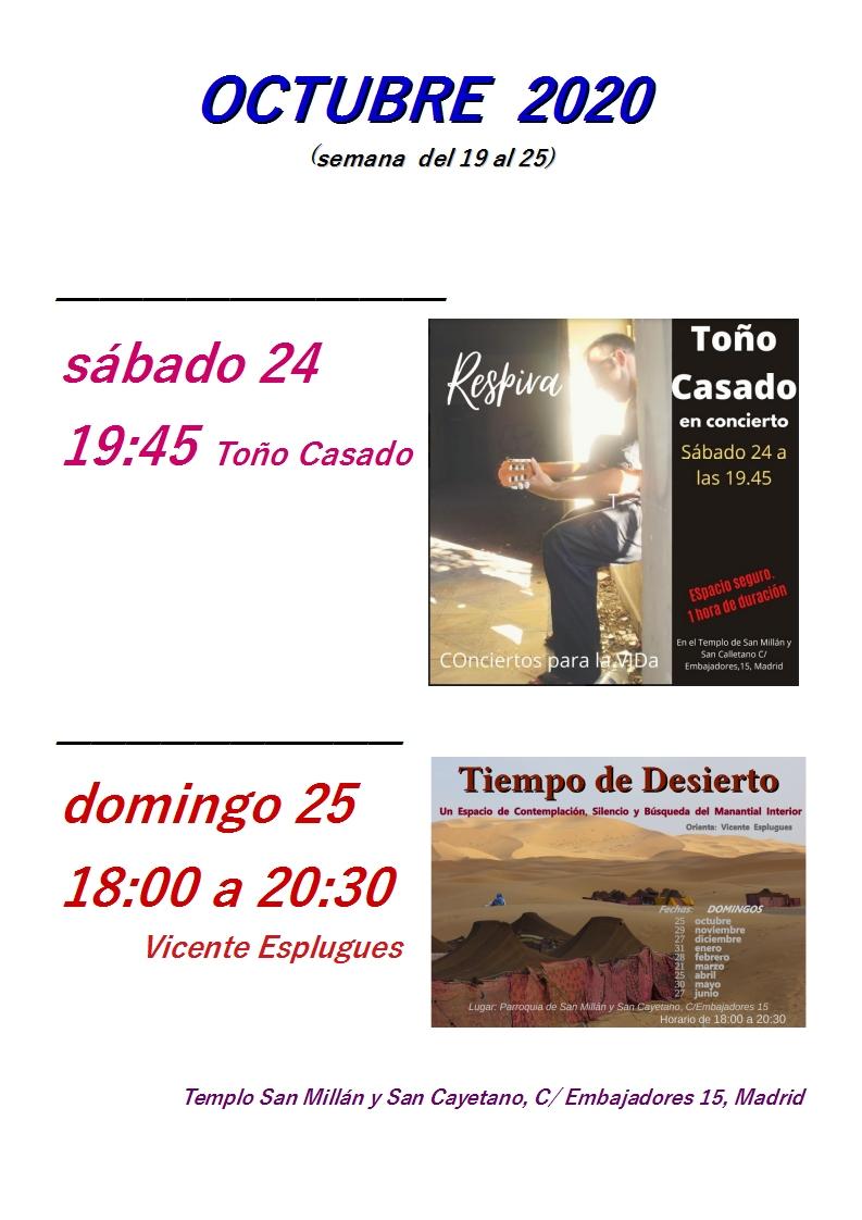 parroquia-san-millan-san-cayetano-actividades-del-19-25-octubre