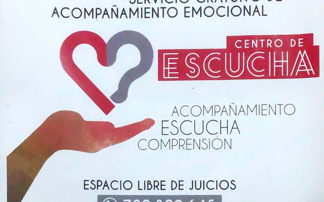 Centro de Escucha – Cáritas, 04-2021