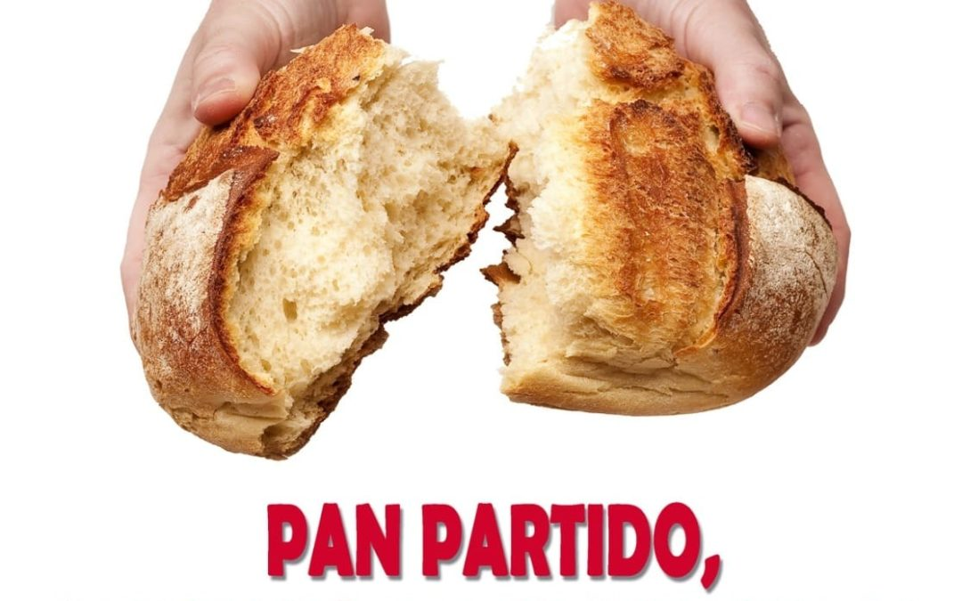 Pan compartido – junio 2021