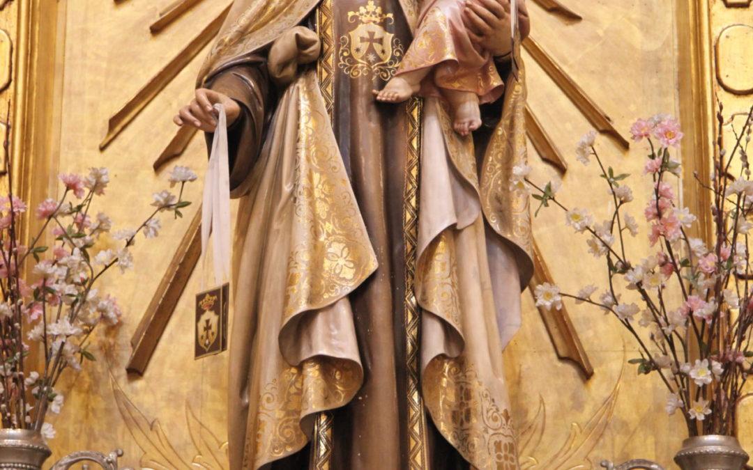 Festividad Virgen del Carmen – Julio 2021