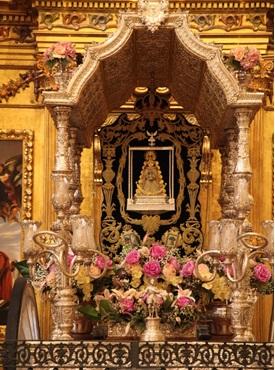 Hermandad del Rocío – Misa sabatina – Jul. 2021